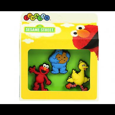 Sesame Street 3pc Pack