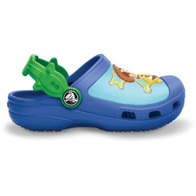 Woody and Buzz Lightyear Custom Clog