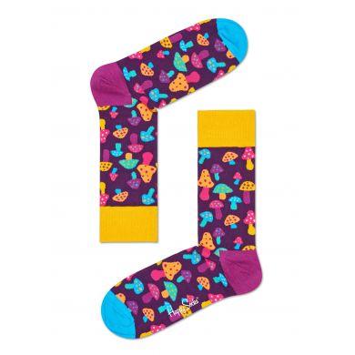 Barevné ponožky Happy Socks se vzorem Shroom - 2016 // 10 YEARS ANNIVERSARY