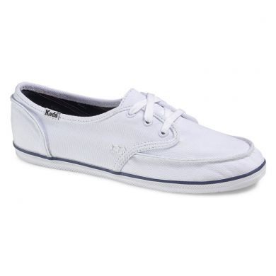 Skipper Basic Canvas white