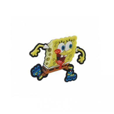SpongeBob Rollerblading