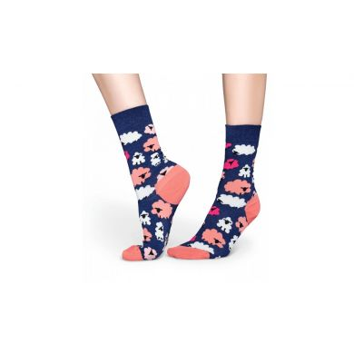 Barevné ponožky Happy Socks Lamb X Iris Apfel