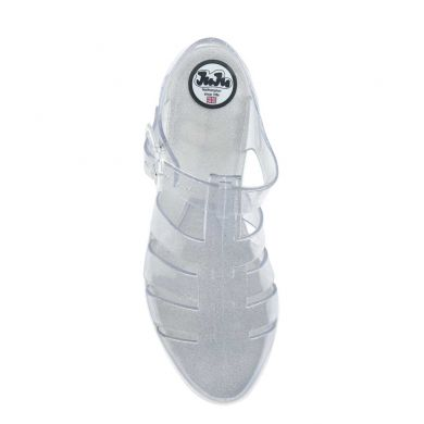 Tinkerbelle Silver Mini Glitter/White