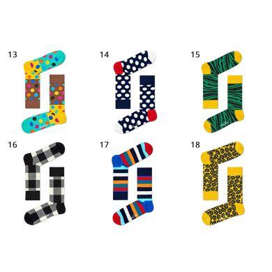 Adventní kalendář ponožek Happy Socks - 24 párů