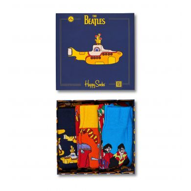 Dárková krabička Happy Socks EP x The Beatles, unisex