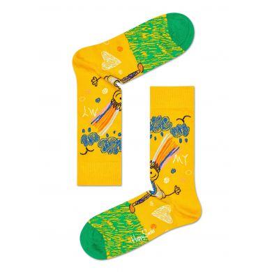 Dárkový box ponožek Happy Socks Fathers day - 3 páry