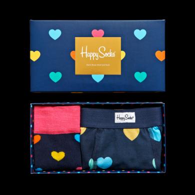 Dárková krabička Happy Socks Valentine, pánská