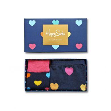 Dárková krabička Happy Socks Valentine, dámská