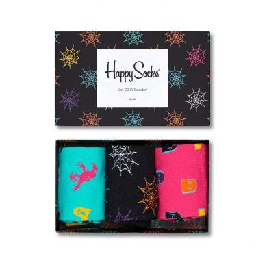 Dárková krabička Happy Socks Halloween, unisex