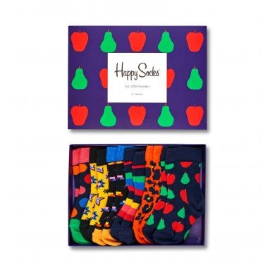 Dárkový box ponožek Happy Socks Baby - 6 párů
