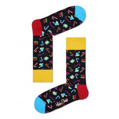 Dárková krabička Happy Socks Xmas, unisex