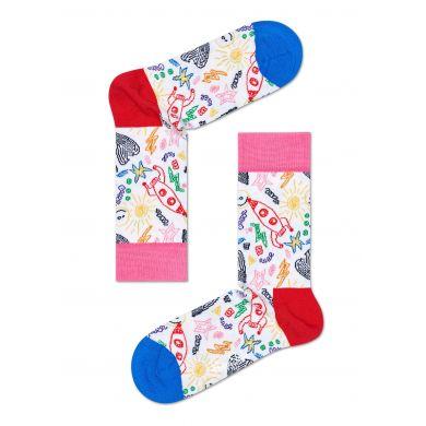 Dárková krabička Happy Socks - Mothers day, tři páry