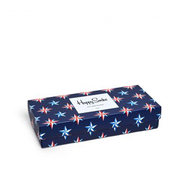Dárková krabička Happy Socks Nautical