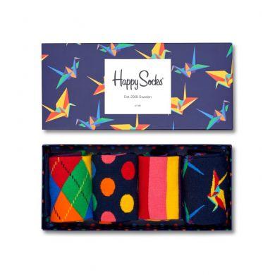 Dárková krabička Happy Socks Combo box Origami, unisex