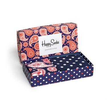 Dárková krabička Happy Socks Paisley, dámská