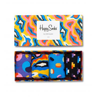 Dárková krabička Happy Socks Pop, unisex