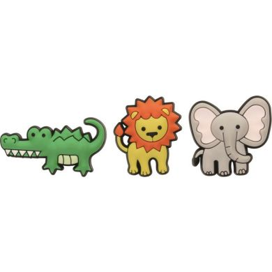 Zoo Animals 3 Pack