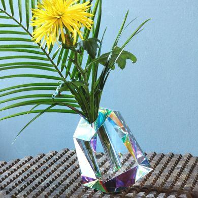Křišťálová váza Fundamental Berlin Regenbogen Irregular