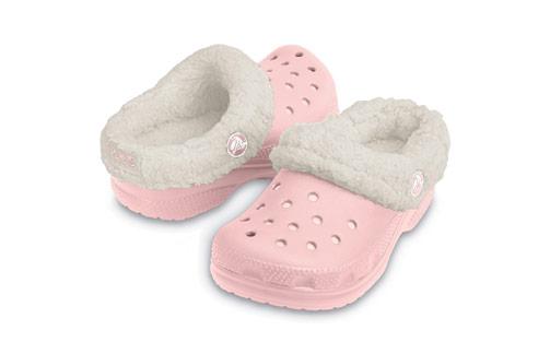 Crocs Kids Mammoth Cotton Candy-Oatmeal M2-W4