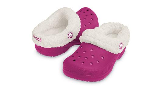 Crocs Kids Mammoth Berry-Oatmeal C6-C7