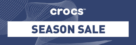 Crocs Season Sale