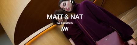 Kabelky Matt & Nat