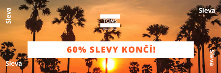 TOMS | Mid Season Sale Finišuje!