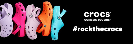 Rock The Crocs