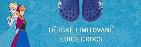 Limitované edice Crocs