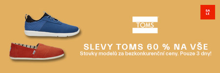 Slevy TOMS Shoes