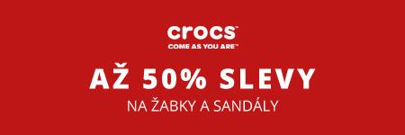 Crocs | Letní sleva