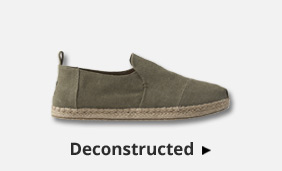 Bestsellery TOMS Deconstructed Alpargatas