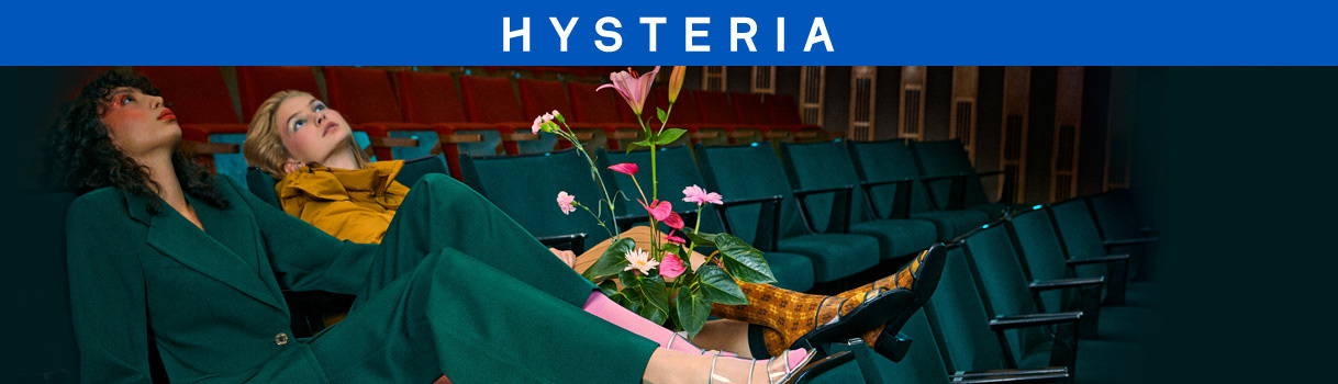 Hysteria header