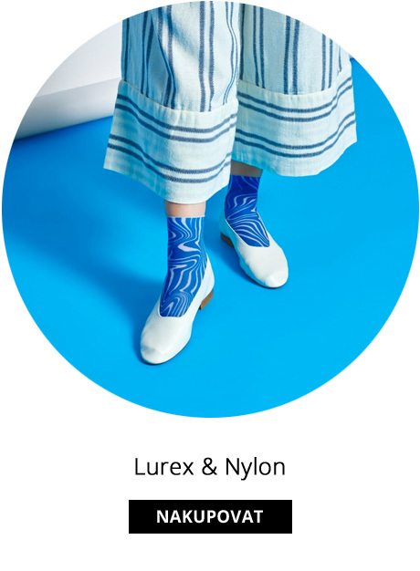 Lurex a Nylon